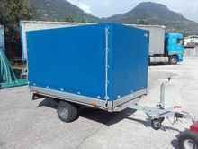 Used Humbaur trailer