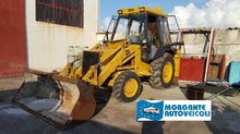 Terna JCB articulated with tele