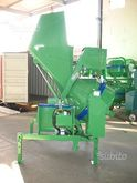 Concrete mixer with hydraulic t