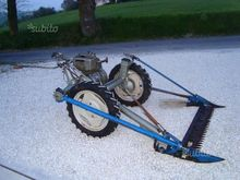 Used Motofalciatrice
