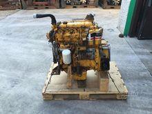 Perkins 4248 engine