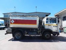 Renault Midliner 160 with fuel