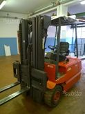 Electric trolley Linde