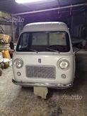 Hearse Fiat 600 Fissore 1968