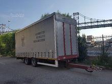 Used omar trailer in