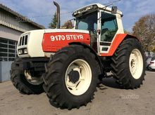 Used Steyr 9170 in C