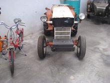 piaggio Tractor