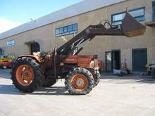Tractor OM 850 DT C / Pala