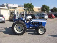 Tractor Nibbi 3 cylinder 40 HP