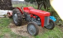 Used Tractor Ferguso
