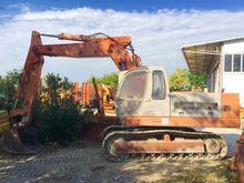 Excavator FAI 1400 C with acces