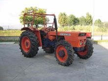 Used Tractor Same Co