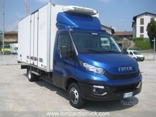 IVECO 35C14N ISOTHERMAL GAS TRA