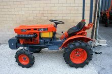 Kubota mower Mod. B6001 used Re