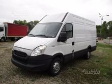 IVECO DAILY 35S15 2014 Euro 5
