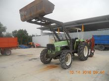 Tractor agrifull toselli griso