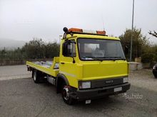 Tow truck Iveco 65.10