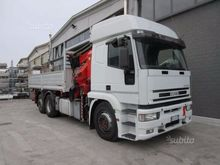Used (63) Iveco euro