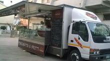 Vans for street food