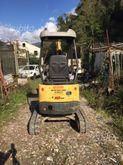 Used Excavator Holla