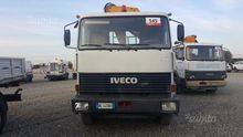 IVECO 175.24 WITH CRANE AND TIP