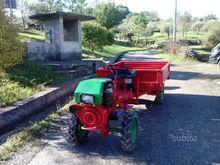 Motozappa motoagricola Barbieri