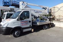 Iveco daily with 2011 aerial pl