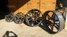 Used Wheels iron Lan