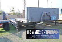 Semi-trailer low bed trailer mi