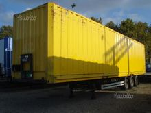 Semitrailer container port Rolf