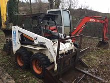 Used Bobcat 753 Skid