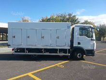 Isothermal truck RRC