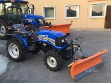 Used Tractor Snow Bl