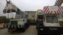 Locatelli mobile cranes Fiorent