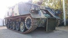 Tank marching