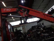 Used Fassi cranes 80