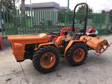 goldoni Tractor