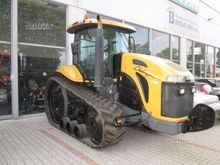 Used Tractor challen