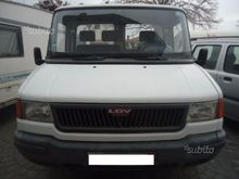 Ford LDV 2001 KM CERTIFICATES 1