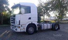 SCANIA 164L 480 TRACTOR ROAD