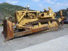 Used Bulldozer cat d