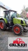 Used Claas ARES 697