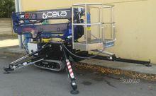 self-propelled Track platform c