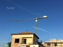 Used Tower cranes in