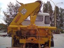 Used Crane hydraulic