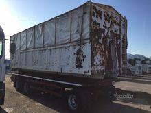 hook lift trailer and tipper