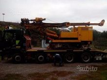 Auger drilling machine CASAGRAN