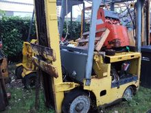 Used Forklifts are n