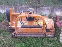 Used Mower tractor b