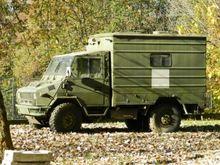 Truck VM90 mobile hospital - 19
